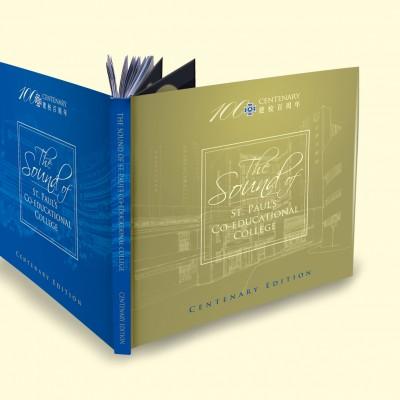 SPCC-07   Centenary Edition 3-CD Box Set