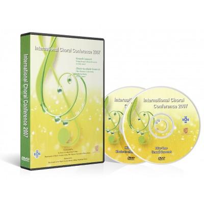 SPCC-17   International Choral Conference 2007 DVD Box Set