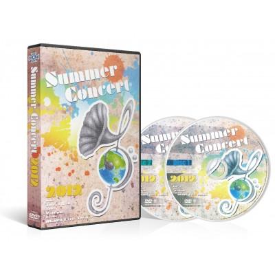 SPCC-18   Summer Concerts 2012 DVD Box Set