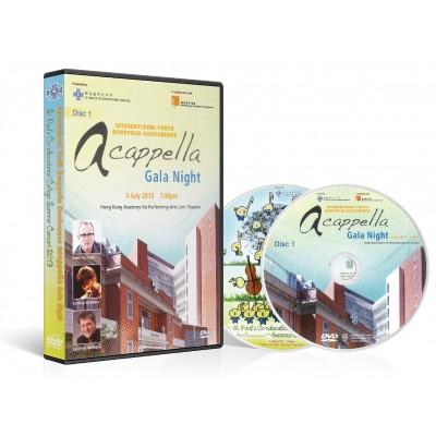 SPCC-19   International Youth Acappella Conference cum Summer Concert 2013 DVD Box Set